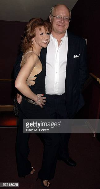 Bonnie Langford and husband Paul Grunert attend the Chicago The Musical celebrity party to celebrate the West End transfer of the popular musical to...