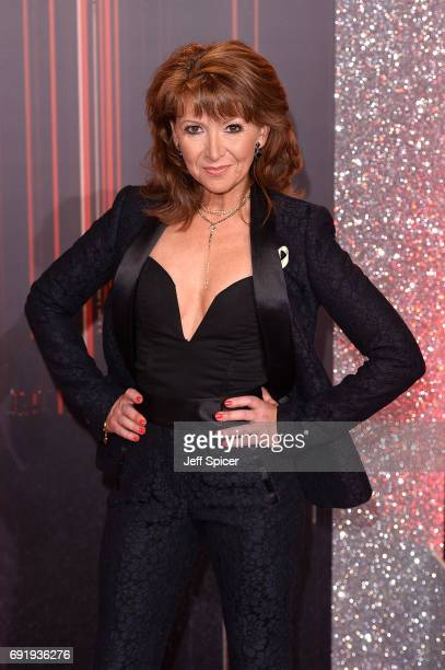 Bonnie Langford attends The British Soap Awards at The Lowry Theatre on June 3 2017 in Manchester England The Soap Awards will be aired on June 6 on...
