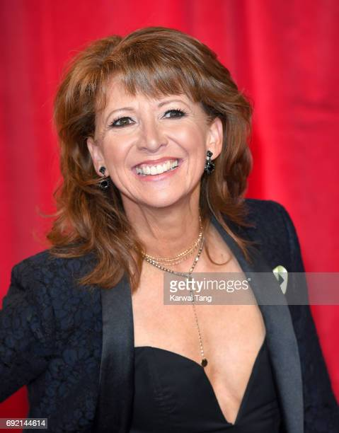 Bonnie Langford attends the British Soap Awards at The Lowry Theatre on June 3 2017 in Manchester England