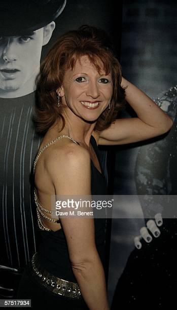 Bonnie Langford attends the Chicago The Musical celebrity party to celebrate the West End transfer of the popular musical to the Cambridge Theatre at...