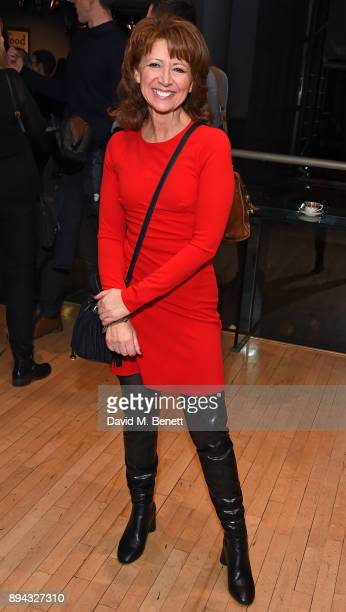 Bonnie Langford attends the evening Gala Performance of 'Matthew Bourne's Cinderella' at Sadler's Wells Theatre on December 17 2017 in London England