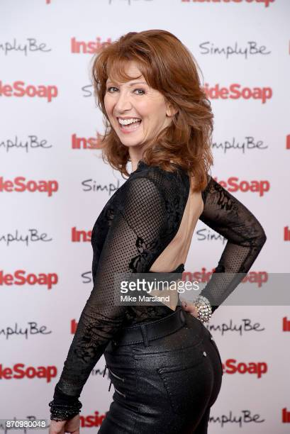Bonnie Langford attends the Inside Soap Awards held at The Hippodrome on November 6 2017 in London England