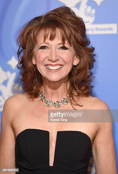 Bonnie Langford attends the National Lottery Awards at The London Television Centre on September 11 2015 in London England