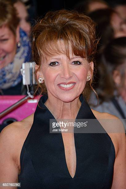 Bonnie Langford attends the National Television Awards on January 25 2017 in London United Kingdom