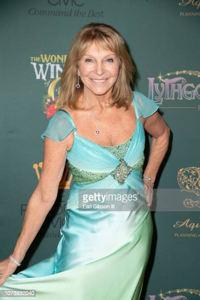 Bonnie Lythgoe attends the World Premiere Of Lythdoe Family Pantos' 'The Wonderful Winter Of Oz' Opening Night at Pasadena Civic Auditorium on...