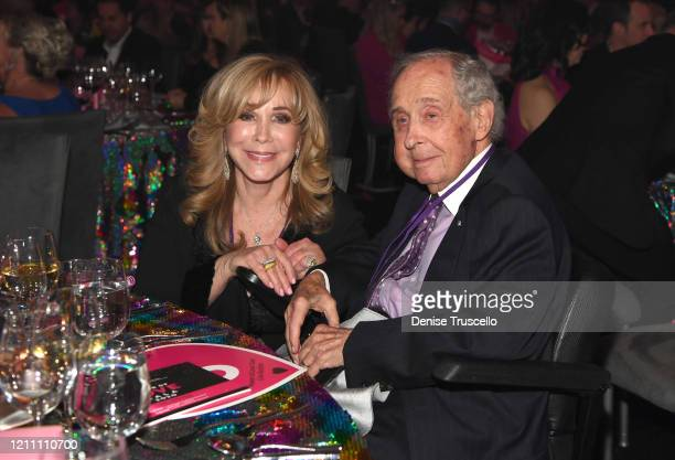 Bonnie Marshall and Arthur Marshall attend the 24th annual Keep Memory Alive 'Power of Love Gala' benefit for the Cleveland Clinic Lou Ruvo Center...