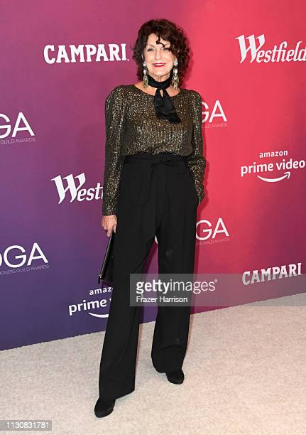 Bonnie Nipar attends The 21st CDGA at The Beverly Hilton Hotel on February 19 2019 in Beverly Hills California