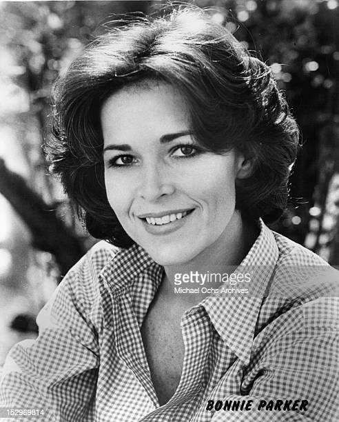Bonnie Parker circa 1978