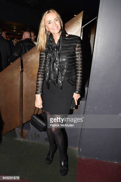 Bonnie Pfeifer Evans attend Stand Up For A Cause Johnny Mac Tennis Project Comedy Night at Carolines On Broadway on April 11 2018 in New York City