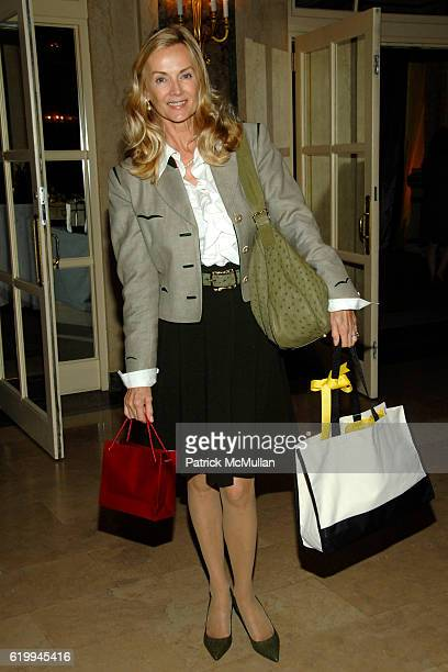 Bonnie Pfeifer Evans attends Hope For Depression Research Foundation Luncheon at Plaza Hotel on October 22 2008 in New York City