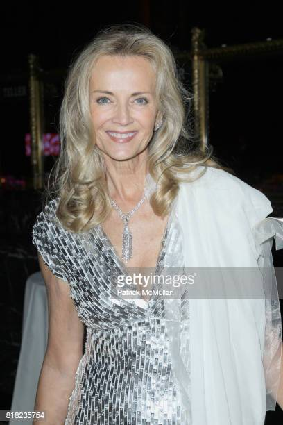 Bonnie Pfeifer Evans attends PRINCESS GRACE AWARDS GALA at Cipriani 42nd St on November 10 2010 in New York City