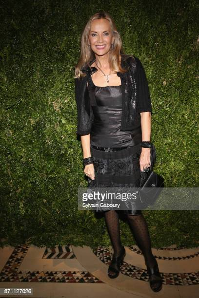 Bonnie Pfeifer Evans attends Prostate Cancer Foundation Presents the 2017 New York Dinner on November 6 2017 in New York City