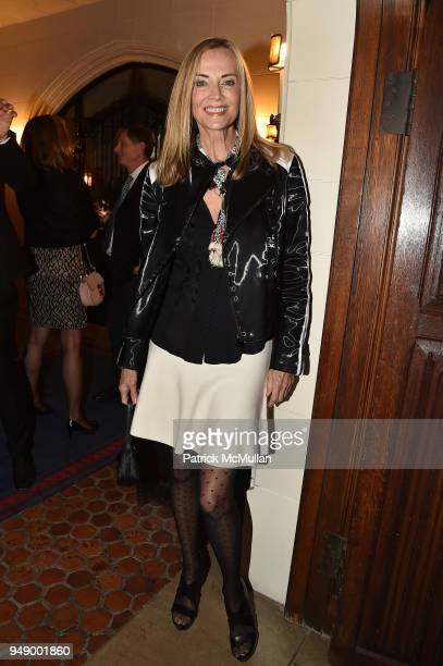 Bonnie Pfeifer Evans attends the Empower Africa 2018 Gala at Explorers Club on April 19 2018 in New York City