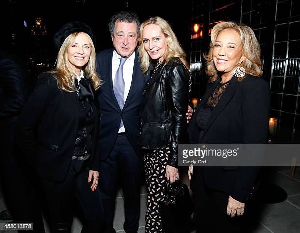 Bonnie Pfeifer Evans MarieClaire Gladstone Robert Gladstone and Denise Rich attend Gabrielle's Angel Foundation for Cancer Research 5th annual...