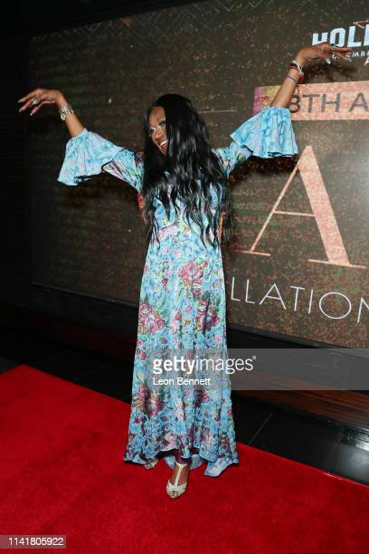 Bonnie Pointer attends The Hollywood Chamber Of Commerce 98th Annual Board Installation And Lifetime Achievement Awards Gala at Avalon Hollywood on...