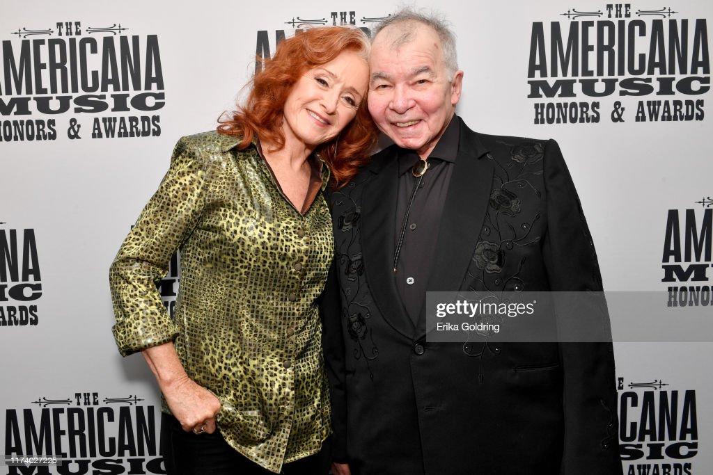 2019 Americana Honors & Awards - Backstage : News Photo
