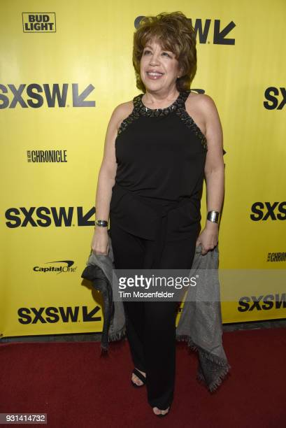 Bonnie Rose attends the premiere of Most Likeley to Murder at the Stateside Theatre during on March 12 2018 in Austin Texas