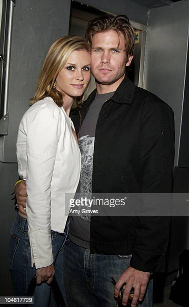 Bonnie Somerville and Matt Davis during Mantra at The Key Club Every Saturday Night/GrandOpening at Key Club in West Hollywood California United...