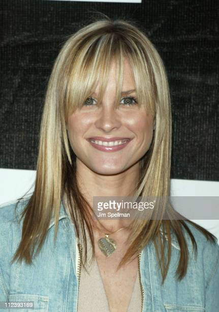 Bonnie Somerville during 2003 Tribeca Film Festival Premiere of 'The InLaws' at Tribeca Performing Arts Center in New York City New York United States