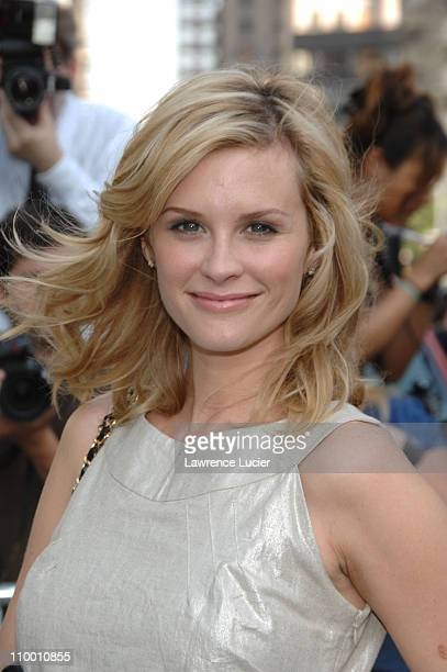 Bonnie Somerville during 2007 ABC Network UpFront at Lincoln Center in New York City New York United States