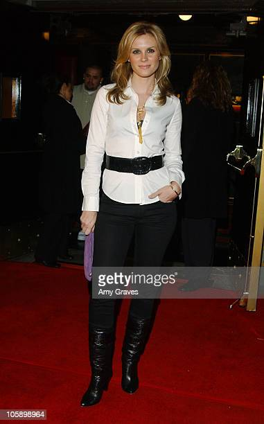 Bonnie Somerville during 'BloodRayne' Los Angeles Premiere Red Carpet at Mann's Chinese Theater in Hollywood California United States