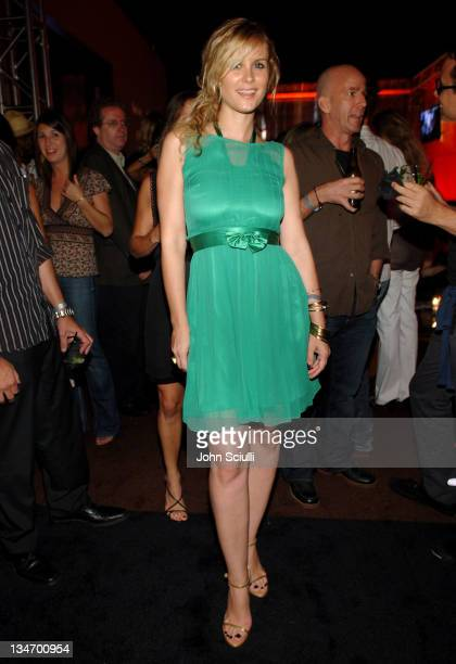 Bonnie Somerville during Entertainment Weekly Magazine 4th Annual PreEmmy Party Inside at Republic in Los Angeles California United States