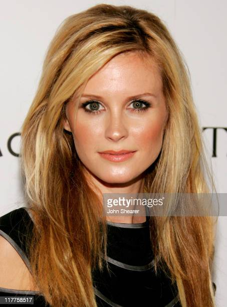 Bonnie Somerville during Movieline Hollywood Life's Hollywood Style Awards Arrivals at Pacific Design Center in West Hollywood California United...