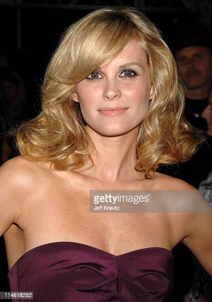 Bonnie Somerville during Us Weekly Presents Us' Hot Hollywood 2007 Red Carpet at Sugar in Hollywood California United States