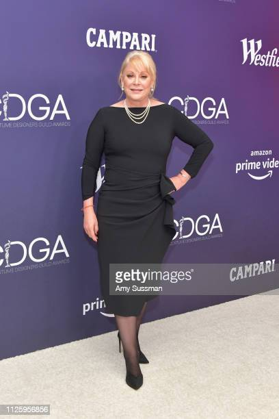 Bonnie Stauch attends The 21st CDGA at The Beverly Hilton Hotel on February 19 2019 in Beverly Hills California