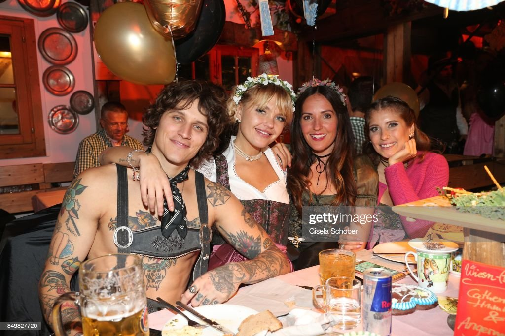 Bonnie Strange And Her Boyfriend Leebo Freeman Johanna Klum And