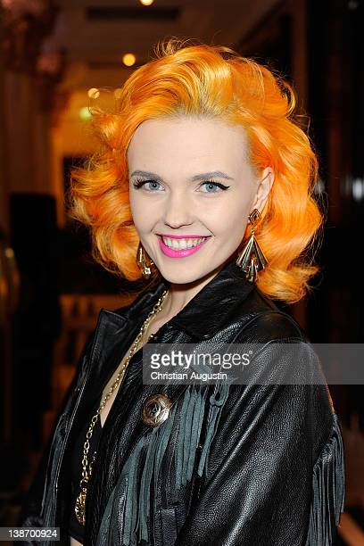 Bonnie Strange attends Movie meets Media Party at Hotel Ritz Carlton on February 10 2012 in Berlin Germany