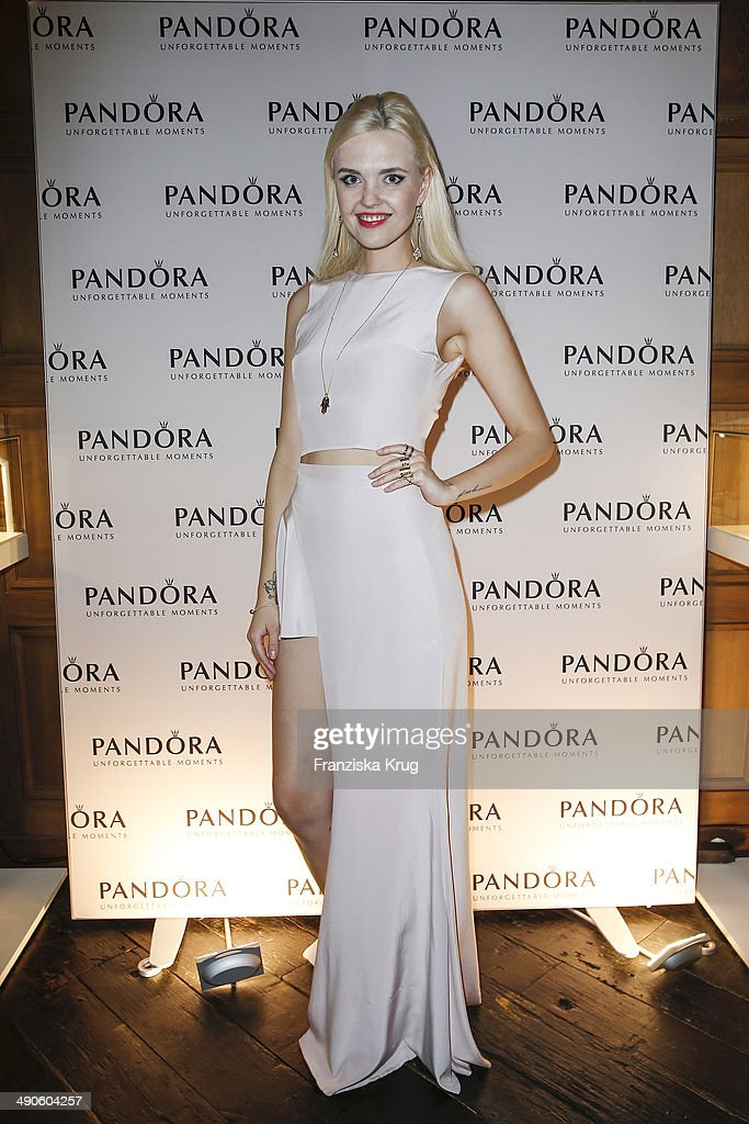 Bonnie Strange attends the Pandora At Grazia Best Dressed Award at Soho House on May 14, 2014 in Berlin, Germany.