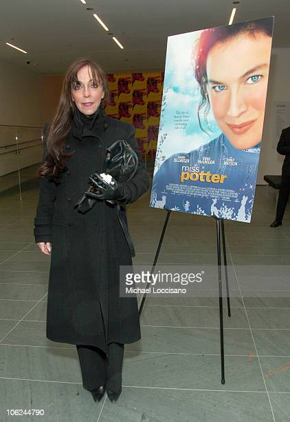 Bonnie Timmerman during Miss Potter Special Private Screening at MoMA Theatre in New York City New York United States