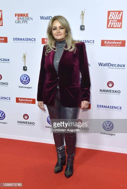 Bonnie Tyler attends the 'Goldene Bild der Frau' award at Stage Operettenhaus on November 7 2018 in Hamburg Germany