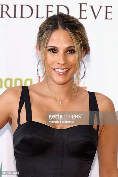 BonnieJill Laflin attends the Unbridled Eve Gala for the 139th Kentucky Derby at The Galt House Hotel Suites' Grand Ballroom on May 3 2013 in...