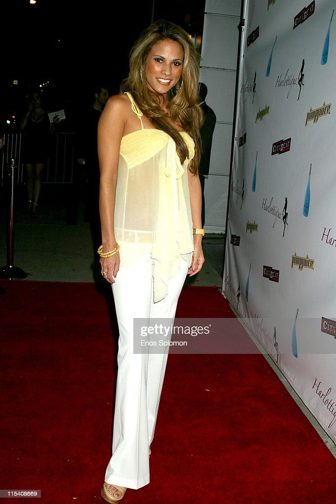 Bonnie-Jill Laflin during Harlottique 2005 Hosted by Kimberly Caldwell at Platinum Live in Studio City, California, United States.