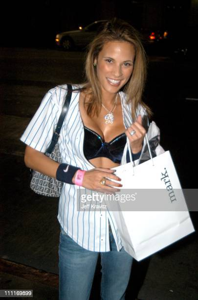 BonnieJill Laflin during Mark/Avon Joins Forces with MTV's Series 'Made' Arrivals and Party at Cinespace in Hollywood California United States