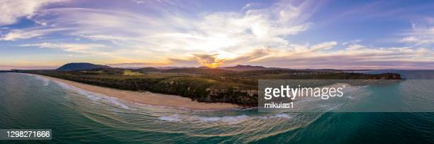 bonny hills - port macquarie stock pictures, royalty-free photos & images