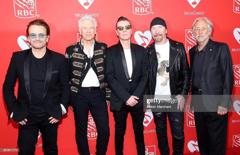 13th Annual Musicares MAP Fund Benefit Concert Honoring Adam Clayton - Arrivals : News Photo