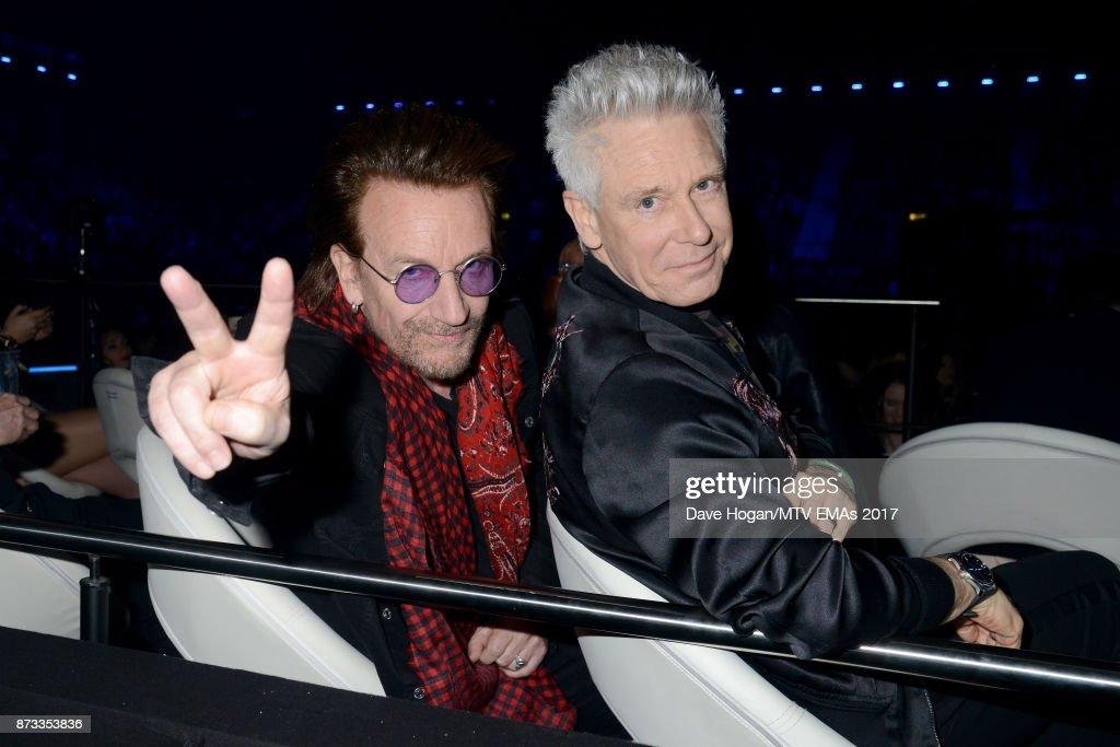 MTV EMAs 2017 - Glamour Pit : News Photo