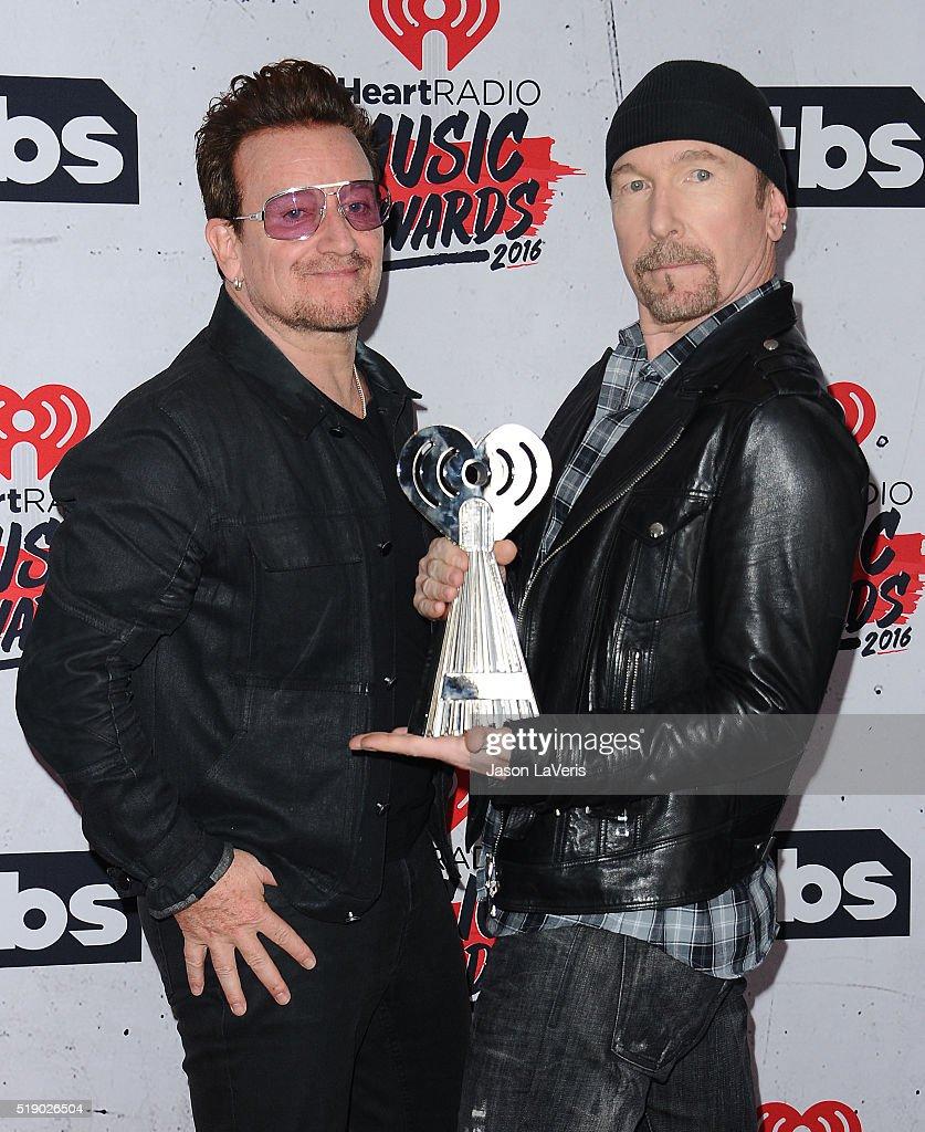 iHeartRadio Music Awards - Press Room