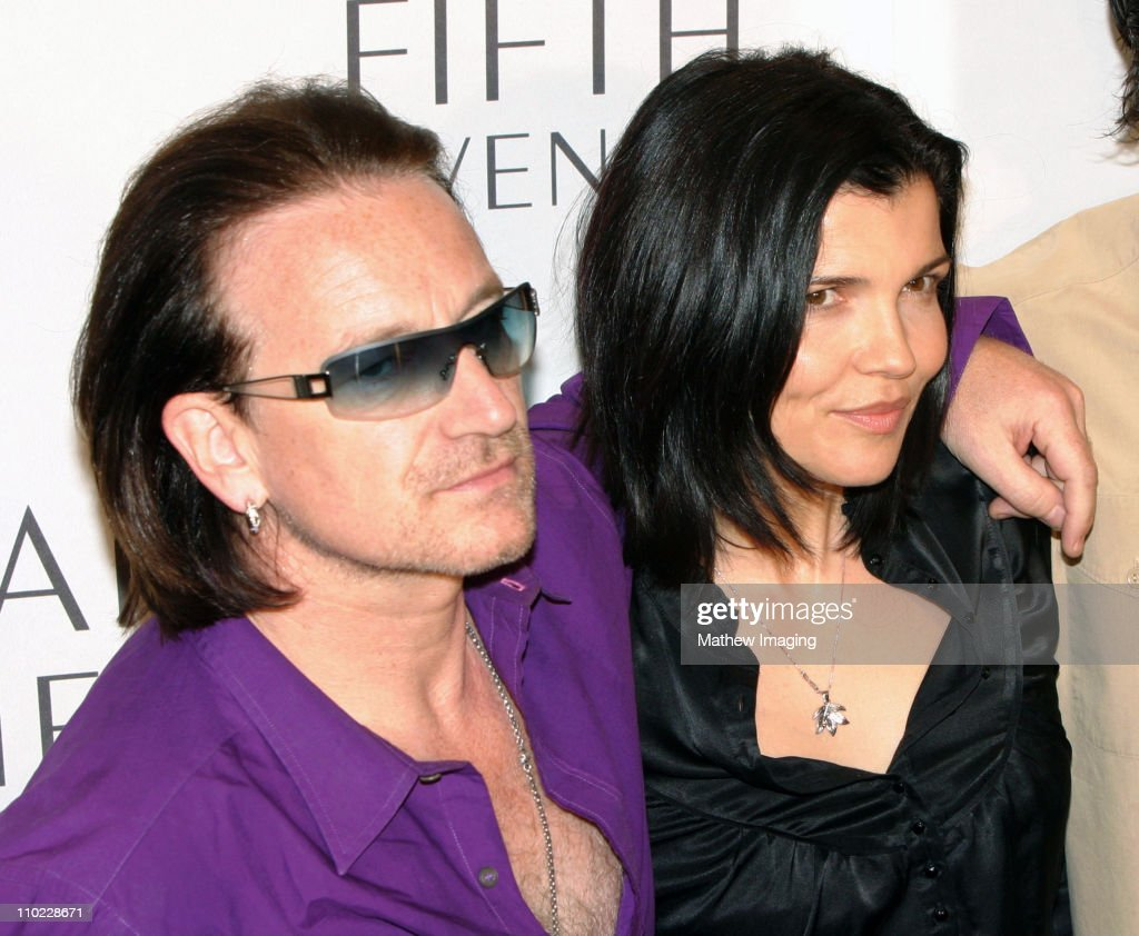 "Bono, Ali Hewson and Designer Rogan Gregory Launch New ""Conscious Commerce"""