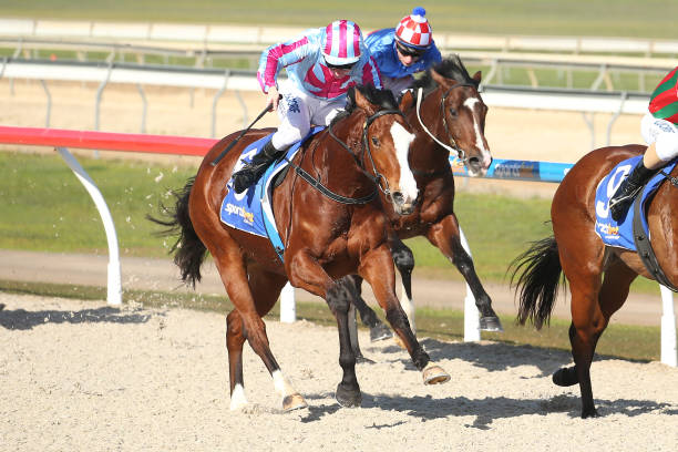AUS: Ballarat Turf Club Race Meeting