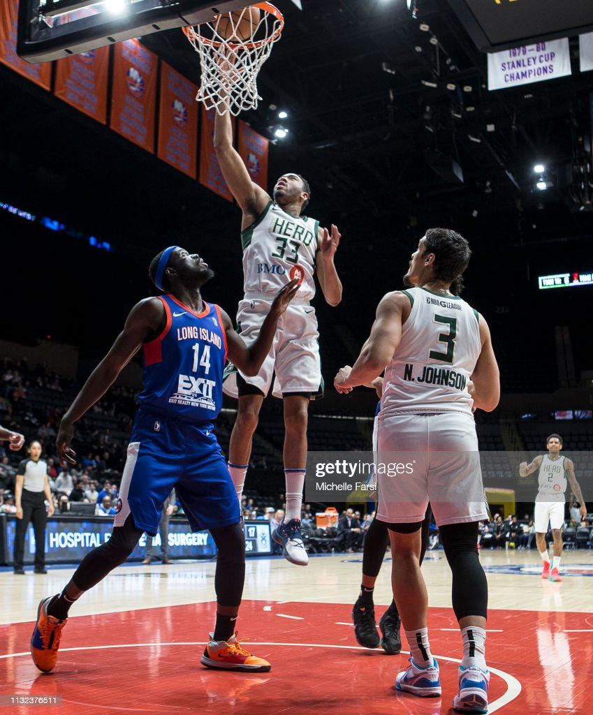 NY: Wisconsin Herd v Long Island Nets