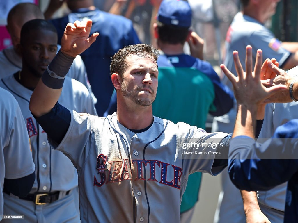 Seattle Mariners v Los Angeles Angels of Anaheim