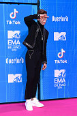 bilbao spain boogie attends mtv emas