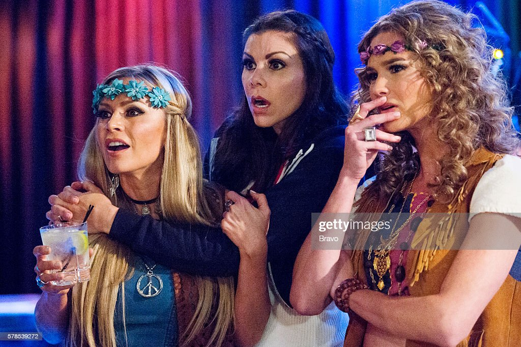 The Real Housewives of Orange County - Seaosn 11 : News Photo