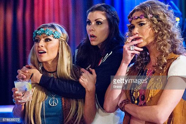 COUNTY Boogie Fights Episode 1105 Pictured Tamra Barney Heather Dubrow Meghan King Edmonds