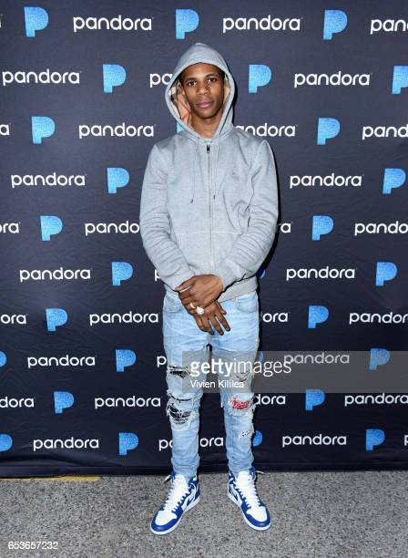 Boogie Wit Da Hoodie attends Pandora at SXSW 2017 on March 15 2017 in Austin Texas