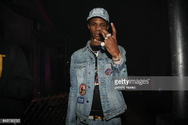 Boogie wit da Hoodie Performs At The Pretty Girls Like Trap Music Tour 2017 at Terminal 5 on September 6 2017 in New York City